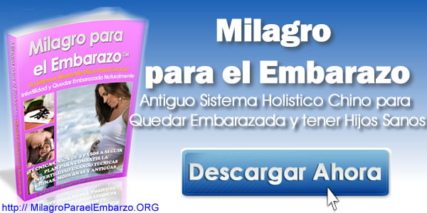 milagro para el embarazo banner