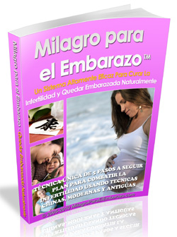 milagro para el embarazo