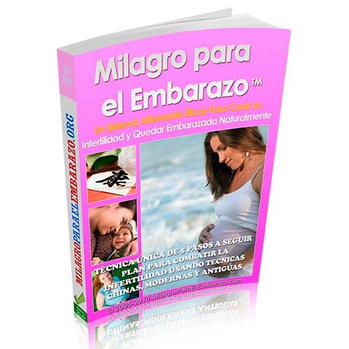 libro milagro para el embarazo